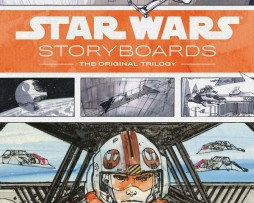 STAR WARS STORY BOARDS THE ORIGINAL TRILOGY 1