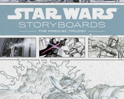 STAR WARS STORY BOARDS THE PREQUEL TRILOGY 1