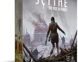 Scythe The Rise of Fenris Expansion 1