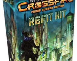 Shadowrun Crossfire Prime Runner Edition Refit Kit 1