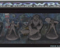 Shadowrun Prime Runner Miniatures 1