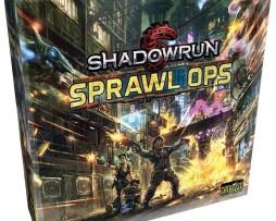 Shadowrun Sprawl Ops 1