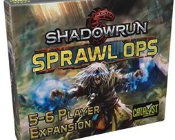 Shadowrun Sprawl Ops 5-6 Player Expansion 2