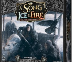 Song of Ice & Fire Night's Watch Starter Set 1