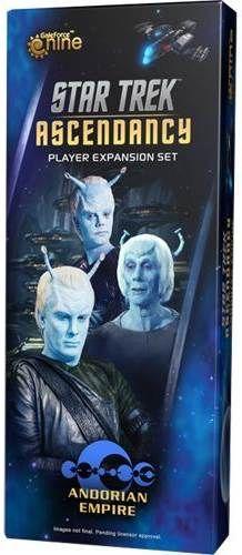 Star Trek Ascendancy Andoran Empire Expansion 1