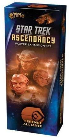 Star Trek Ascendancy Ferengi Alliance Expansion 1