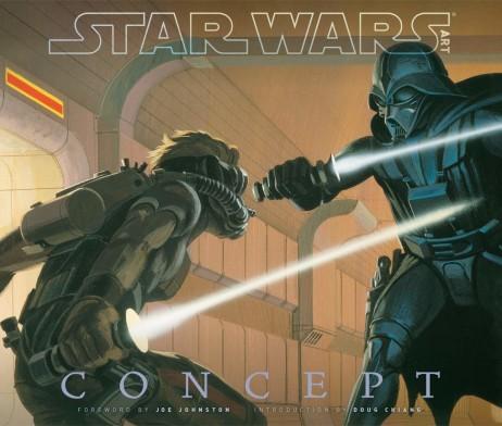 Star Wars Art Concept 1