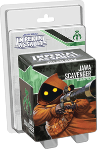 Star Wars Imperial Assault Jawa Scavanger