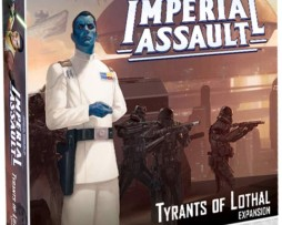 Star Wars Imperial Assault Tyrants of Lothal Expansion 1