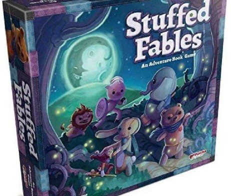 Stuffed Fables 1