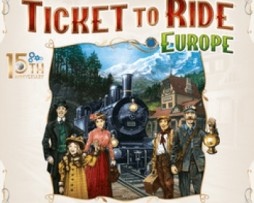 PRE-SALE Ticket to Ride: Europe – Aniversarea de 15 ani