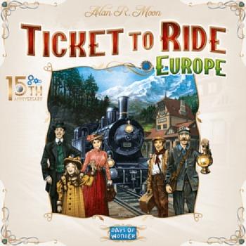 TTR Europe 15th