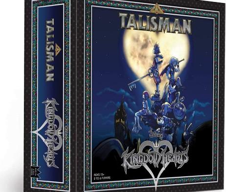 Talisman - Kingdom Hearts 1