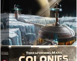 Terraforming Mars Colonies Expansion 1