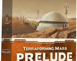 Terraforming Mars Prelude Expansion 1