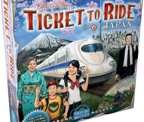 Ticket to Ride Japan & Italy 1