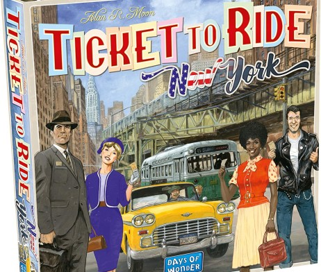 Ticket to Ride New York 1