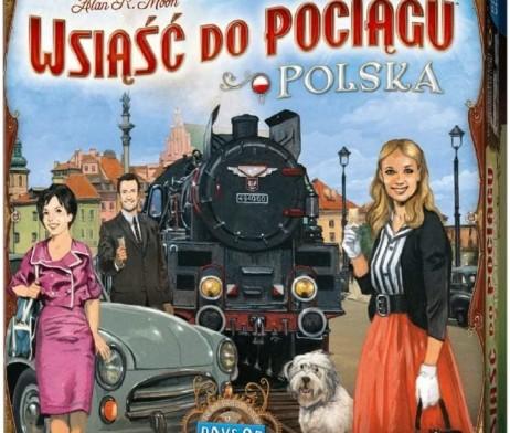 Ticket to Ride Poland 1