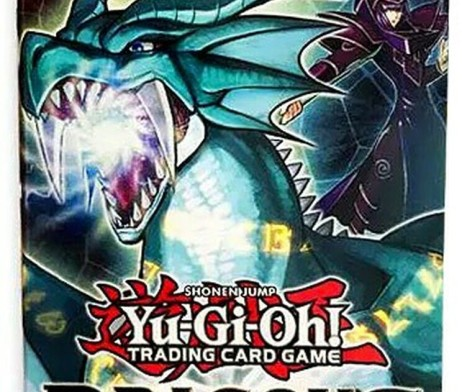Yu-Gi-Oh! Dragons of Legend The Complete Series Booster 1
