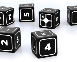 Alien The Roleplaying Game Base Dice Set 1