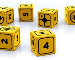 Alien The Roleplaying Game Stress Dice Set 1