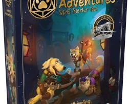 Animal Adventures RPG Starter Set 1