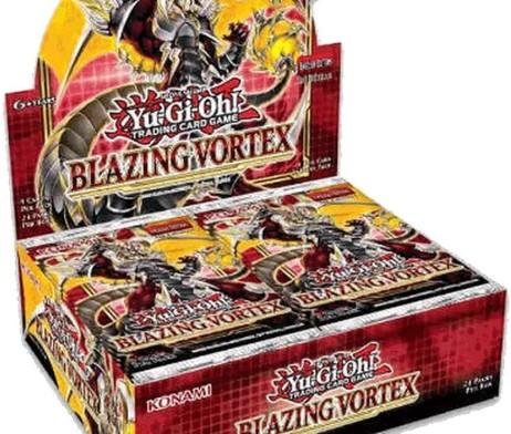 Blazing Vortex Booster Box