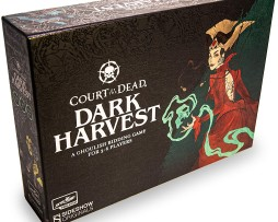 Court of the Dead Dark Harvest 1