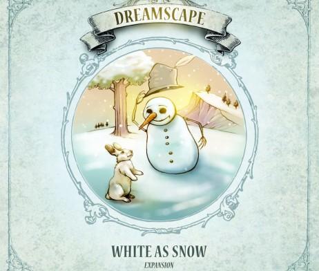 Dreamscape - White as Snow 1