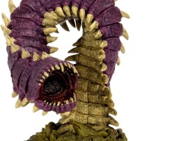 Dungeons & Dragons Icons of the Realms Fangs & Talons Premium Set Purple Wurm 1