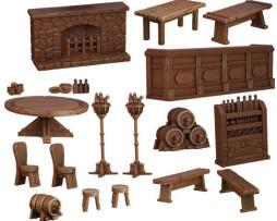 Dungeons & Dragons Terrain Crate Tavern (2020 Version) 1