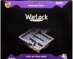Dungeons & Dragons WarLock Dungeons Tiles Dungeon Tiles I 1