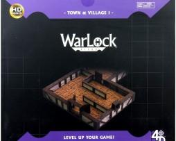 Dungeons & Dragons WarLock Dungeons Tiles Town & Village 1