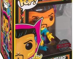 Funko POP! Marvel Black Light Dr. Strange Vinyl Figure 10cm Target Exclusive 1