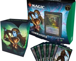 Magic The Gathering Kaldheim Commander Elven Empire 1