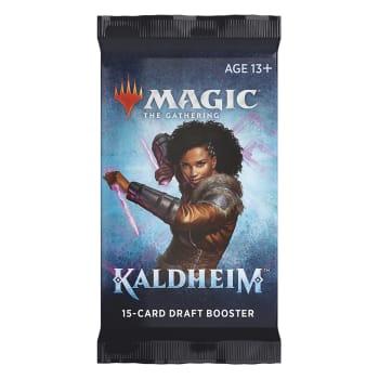 Magic The Gathering Kaldheim Draft Booster 3