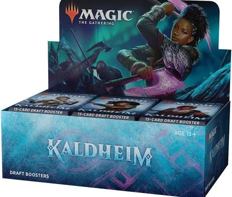 Magic The Gathering Kaldheim Draft Booster Box 1