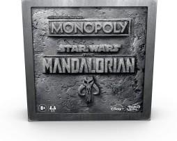 Star Wars Monopoly The Mandalorian Edition 1