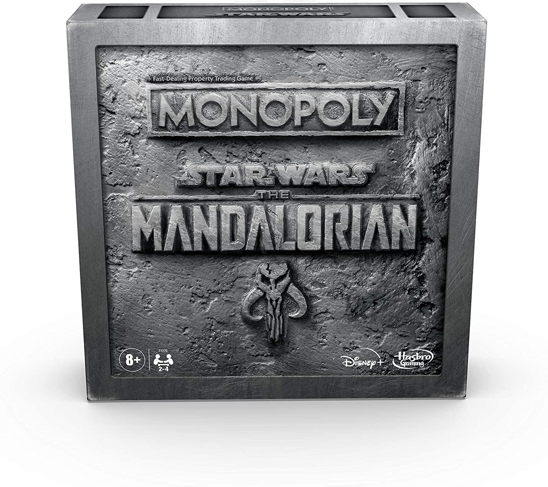 Star Wars Monopoly The Mandalorian Edition