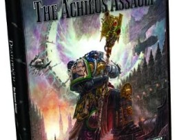 Warhammer 40.000 Roleplay Deathwatch The Achilus Assault Secrets of the Crusade into the Jericho Reach 1