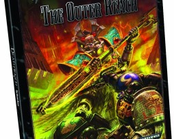 Warhammer 40.000 Roleplay Deathwatch The Outer Reach A Guide to the Darkness Beyond the Crusade