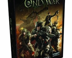 Warhammer 40.000 Roleplay Only War Core Rulebook 1