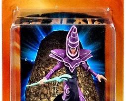 Yu-Gi-Oh! Dark Magician Collectible Figure on Base 1