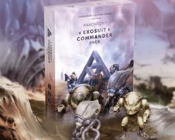 Anachrony Exosuit Commander Pack 1