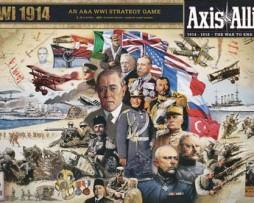 Axis & Allies WW I 1914 1