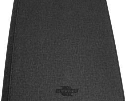 Blackfire Premium Album with Rings & Zipper 9-Pocket Pages