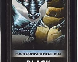 Dragon Shield Four Compartment Box Black 1