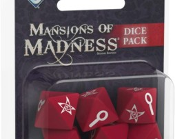 Mansions of Madness (Second Edition) Dice Pack 2