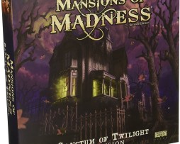 Mansions of Madness (Second Edition) Sanctum of Twilight Expansion 1