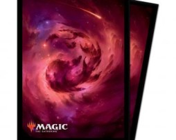 Ultra Pro Chroma Fusion MtG Matte Deck Protector Sleeves 100 Celestial Mountain (66mmx91mm)